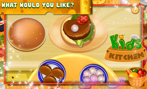 Kids Kitchen Ekran Görüntüleri - 3