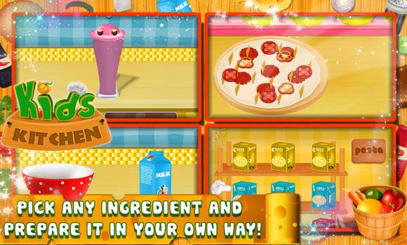 Kids Kitchen Ekran Görüntüleri - 2