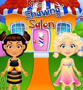 Kids Shaving Salon Ekran Görüntüleri - 1