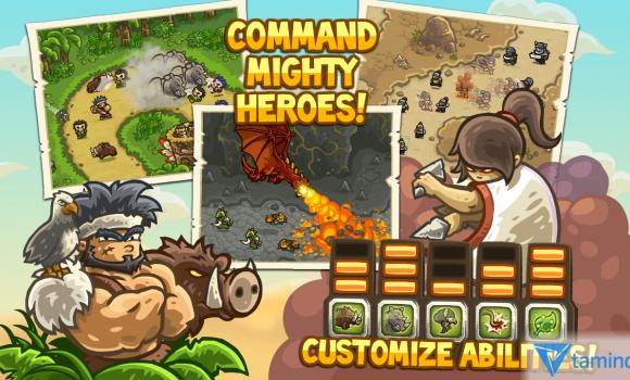 Kingdom Rush: Frontiers Ekran Görüntüleri - 3