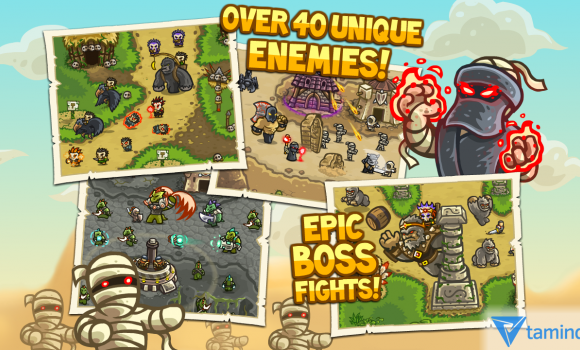 Kingdom Rush: Frontiers Ekran Görüntüleri - 1