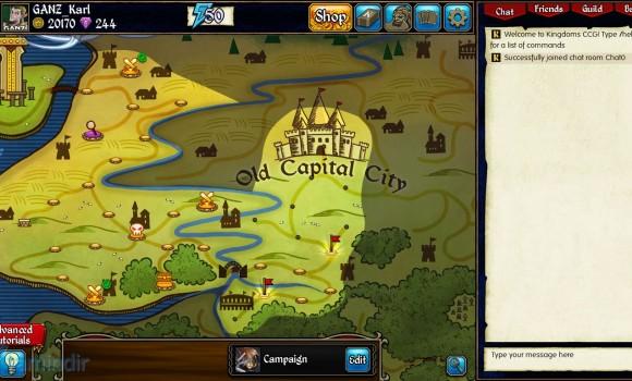 Kingdoms CCG Ekran Görüntüleri - 4