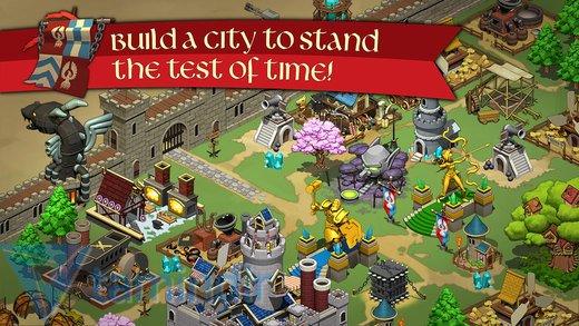 Kingdoms of Zenia: Dragon Wars Ekran Görüntüleri - 2