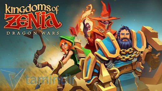 Kingdoms of Zenia: Dragon Wars Ekran Görüntüleri - 3