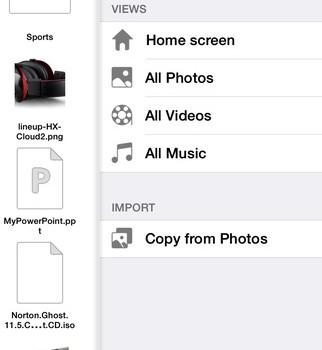 Kingston MobileLite Ekran Görüntüleri - 1