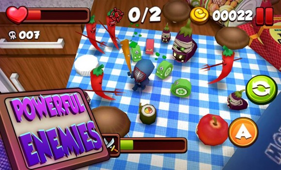 Kitchen Adventure 3D Ekran Görüntüleri - 4