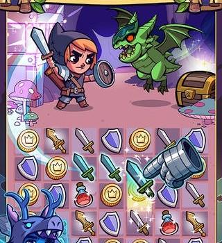 Knights of Puzzelot Ekran Görüntüleri - 4
