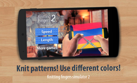 Knit Fingers Simulator 2 Ekran Görüntüleri - 3