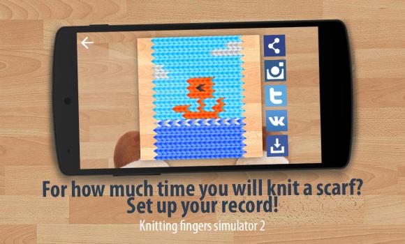 Knit Fingers Simulator 2 Ekran Görüntüleri - 1