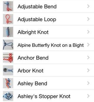 Knot Guide Ekran Görüntüleri - 4