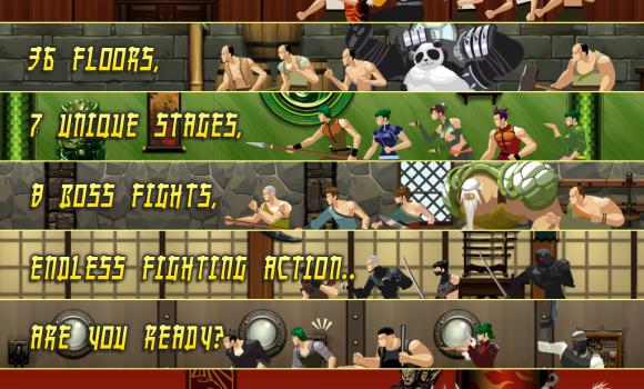 KungFu Quest: The Jade Tower Ekran Görüntüleri - 4