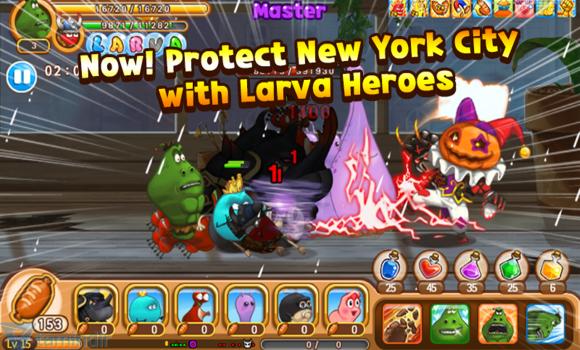 Larva Heroes: Lavengers 2014 Ekran Görüntüleri - 3