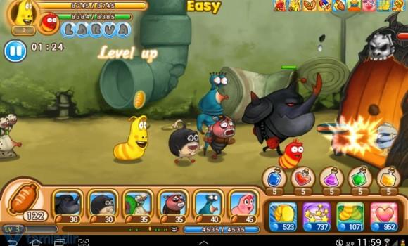 Larva Heroes: Lavengers 2014 Ekran Görüntüleri - 1