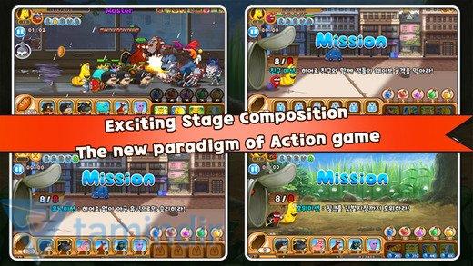 Larva Heroes Ekran Görüntüleri - 2