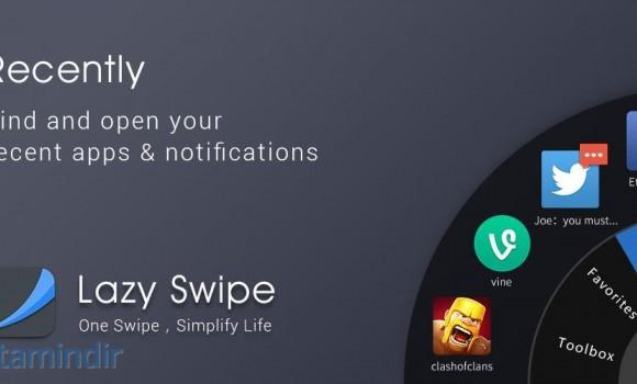Lazy Swipe Ekran Görüntüleri - 1