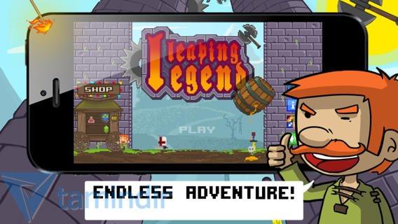 Leaping Legend Ekran Görüntüleri - 1