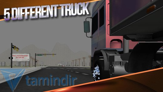 Legend Truck Simulator 3D Ekran Görüntüleri - 3