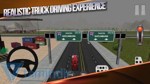 Legend Truck Simulator 3D Ekran Görüntüleri - 2