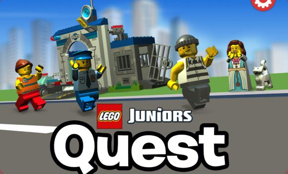LEGO® Juniors Quest Ekran Görüntüleri - 4
