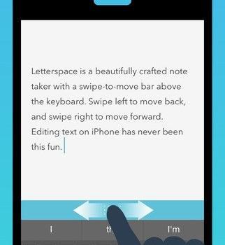 Letterspace Ekran Görüntüleri - 3