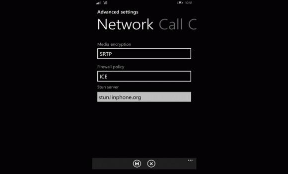 Linphone Ekran Görüntüleri - 1