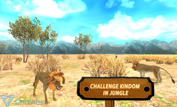 Lion Hunting Challenge 3D Ekran Görüntüleri - 2