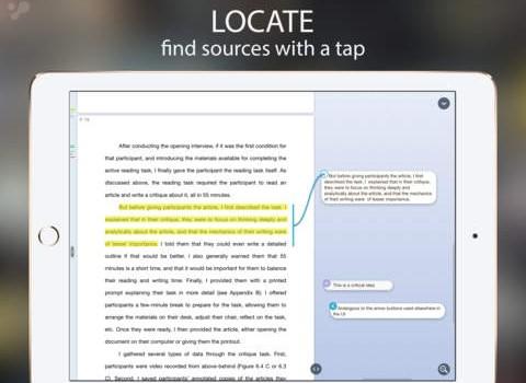 LiquidText Ekran Görüntüleri - 2