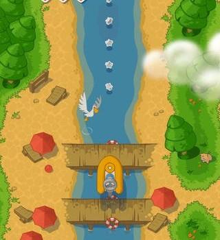 Little Boat River Rush Ekran Görüntüleri - 2