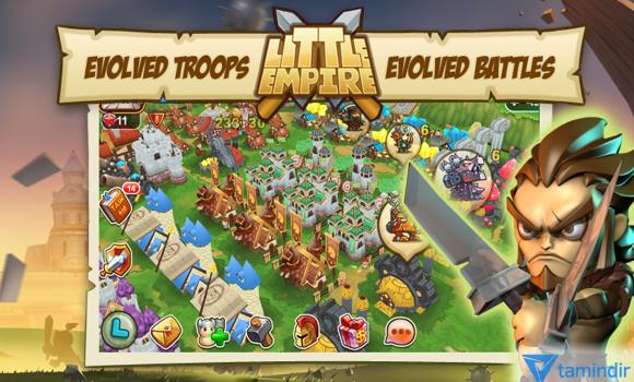 Little Empire Ekran Görüntüleri - 4