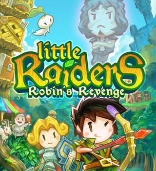 Little Raiders: Robin's Revenge Ekran Görüntüleri - 4