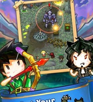 Little Raiders: Robin's Revenge Ekran Görüntüleri - 1