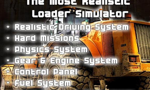 Tractor Loader Simulator Ekran Görüntüleri - 4