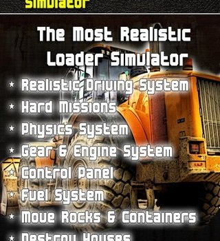 Loader Simulator PRO Ekran Görüntüleri - 4