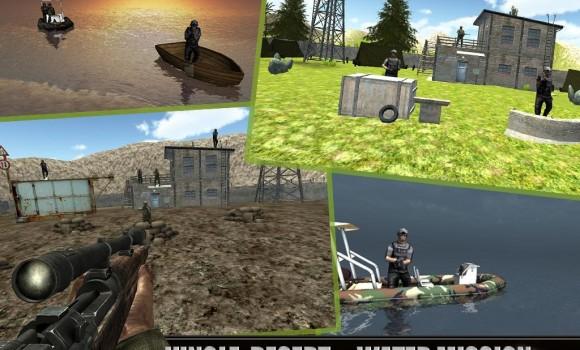 Lone Army Sniper Shooter Ekran Görüntüleri - 2