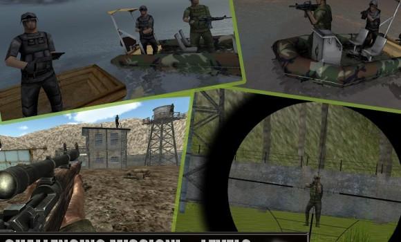 Lone Army Sniper Shooter Ekran Görüntüleri - 1