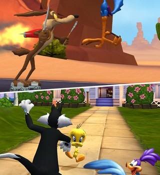 Looney Tunes Dash! Ekran Görüntüleri - 1