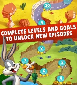 Looney Tunes Dash! Ekran Görüntüleri - 2