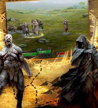 The Lord of the Rings: Legends of Middle-earth Ekran Görüntüleri - 3