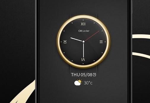 Luxury Clock Ekran Görüntüleri - 1