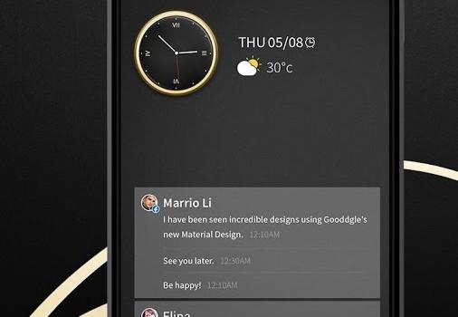 Luxury Clock Ekran Görüntüleri - 2