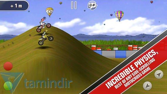 Mad Skills Motocross Blitz Ekran Görüntüleri - 3
