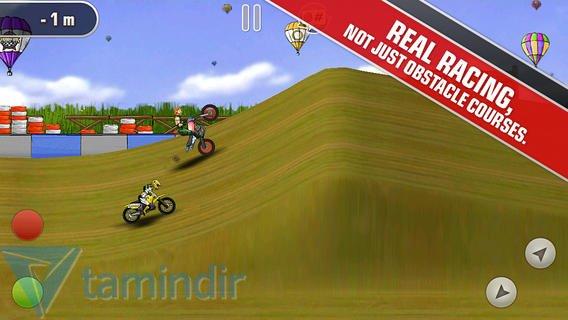 Mad Skills Motocross Blitz Ekran Görüntüleri - 2