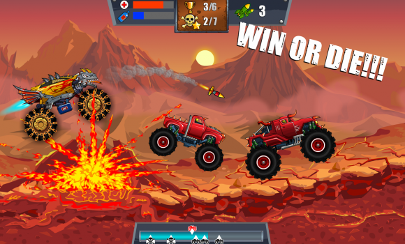 Mad Truck Challenge Ekran Görüntüleri - 5