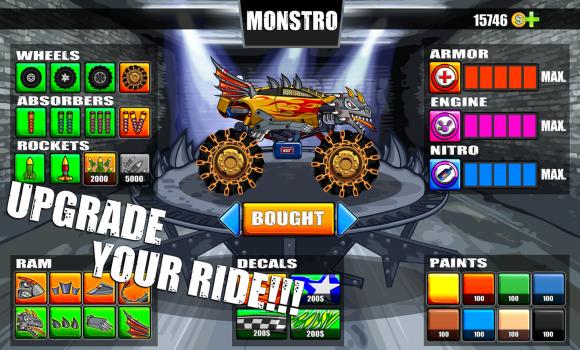Mad Truck Challenge Ekran Görüntüleri - 2