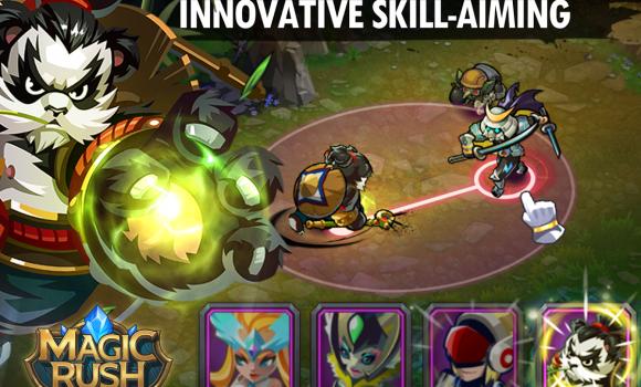 Magic Rush: Heroes Ekran Görüntüleri - 4