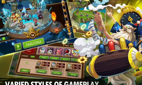 Magic Rush: Heroes Ekran Görüntüleri - 2