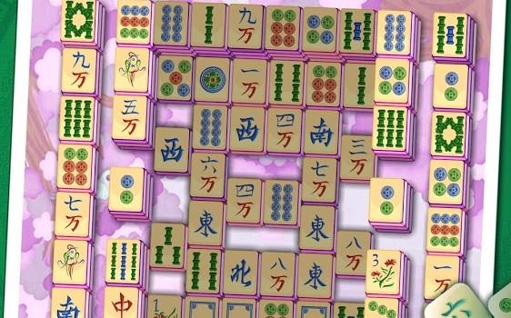 Mahjong Solitaire Deluxe Ekran Görüntüleri - 8