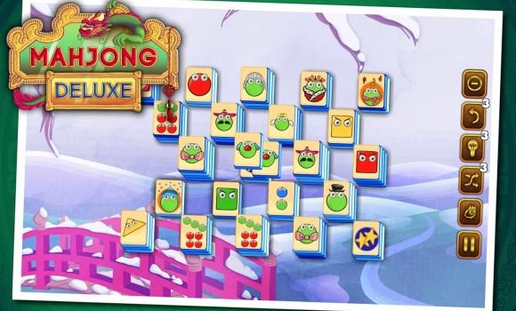 Mahjong Solitaire Deluxe Ekran Görüntüleri - 5