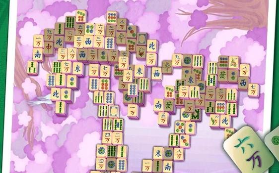 Mahjong Solitaire Deluxe Ekran Görüntüleri - 4