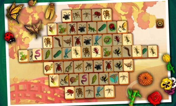 Mahjong Solitaire Deluxe Ekran Görüntüleri - 2